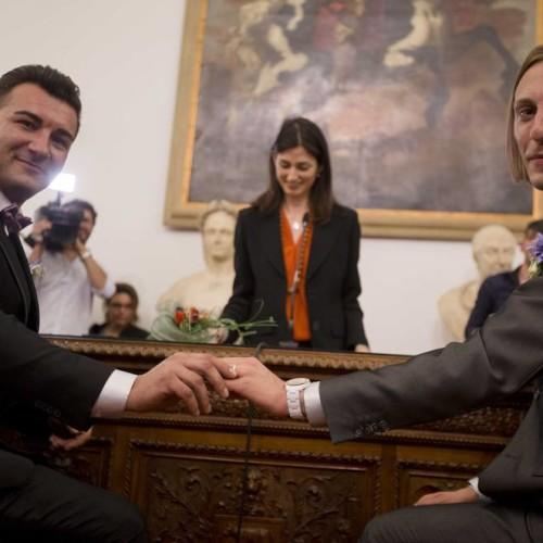 Unioni Civili – Al via le richieste al Comune di Roma